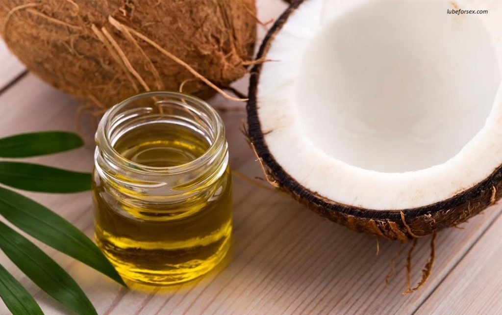 MAKE YOUR OWN NATURAL COCONUT PERSONAL LUBE