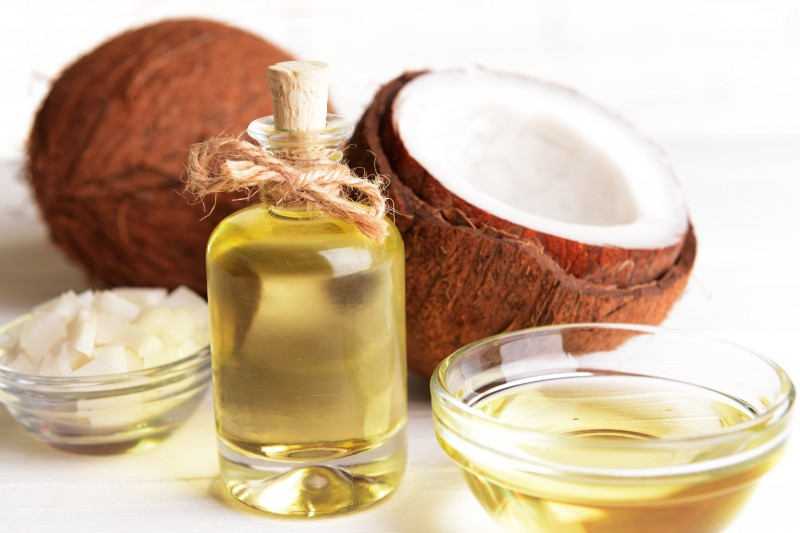 coconut oil for treating impotence
