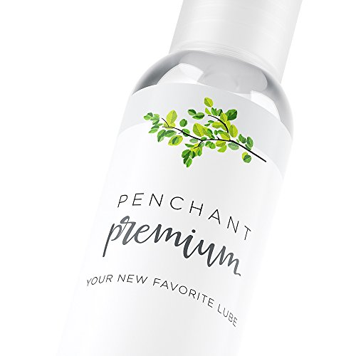 silicone-based anal lube - penchant premium lube for sex