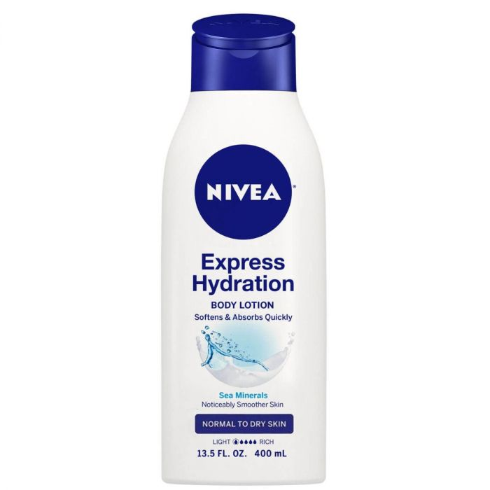 Can I use Nivea body lotion as lube