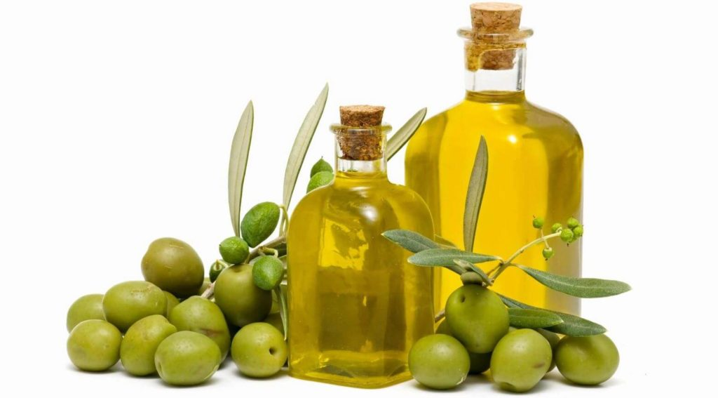 Can you use olive oil as lube?