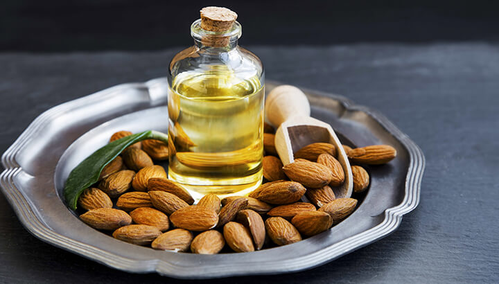 almond oil as a personal lubricant