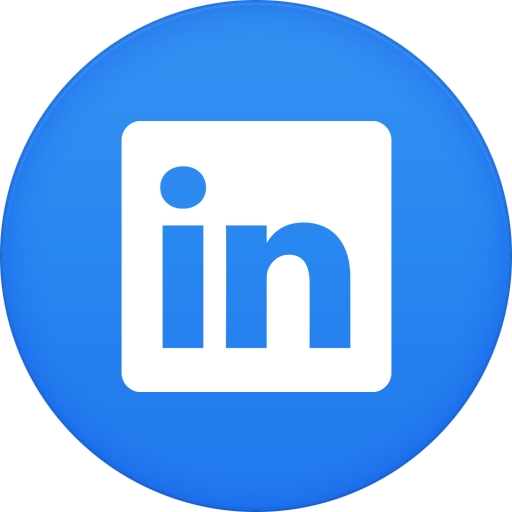 linkedin Find Us on social networks