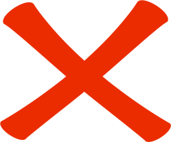 red-x-mark