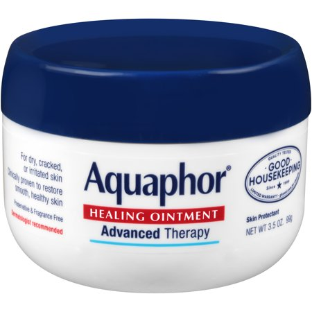 safe to use Aquaphor as lube