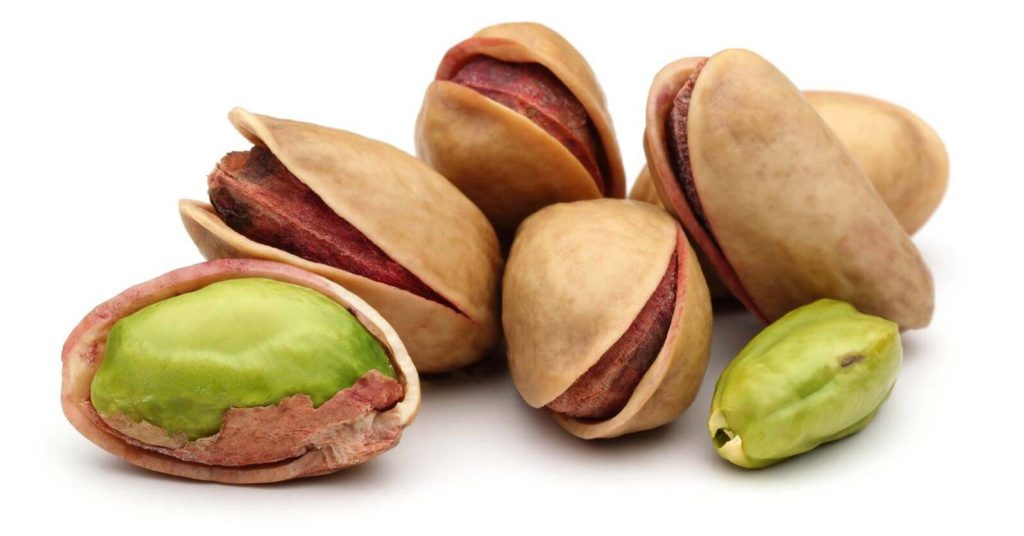 Pistachio Nuts Powerful Aphrodisiac