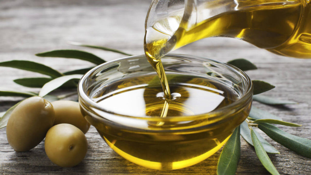 Is olive oil a good lube?