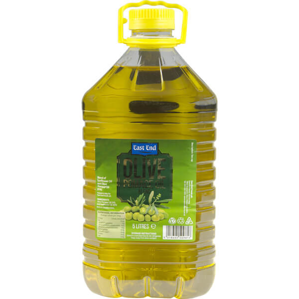 Olive pomace-Oil do not use as lube