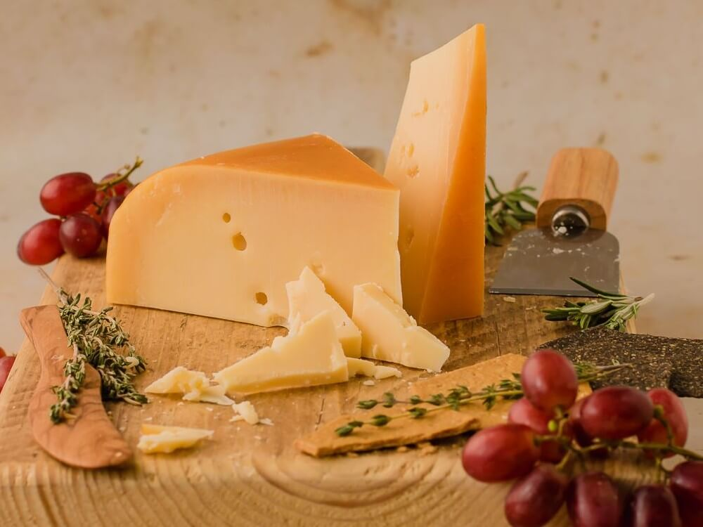 mature cheese for better fertility 2019