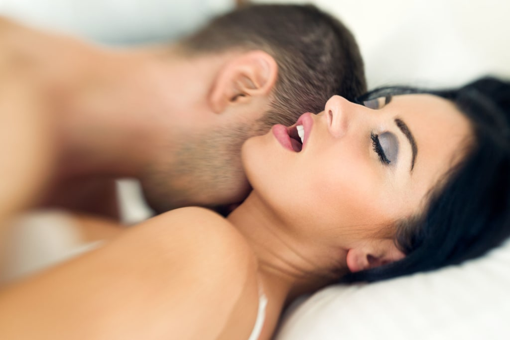 wetter is better, lube is good - sexual wellness article