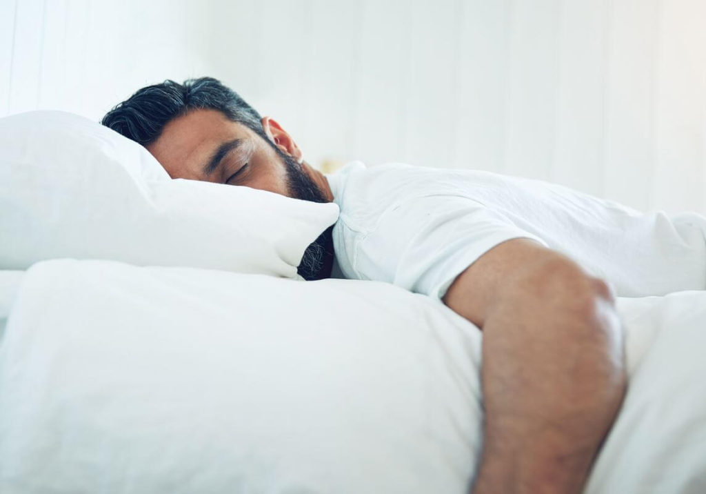 Good sleep and less stress - Cure erectile dysfunction