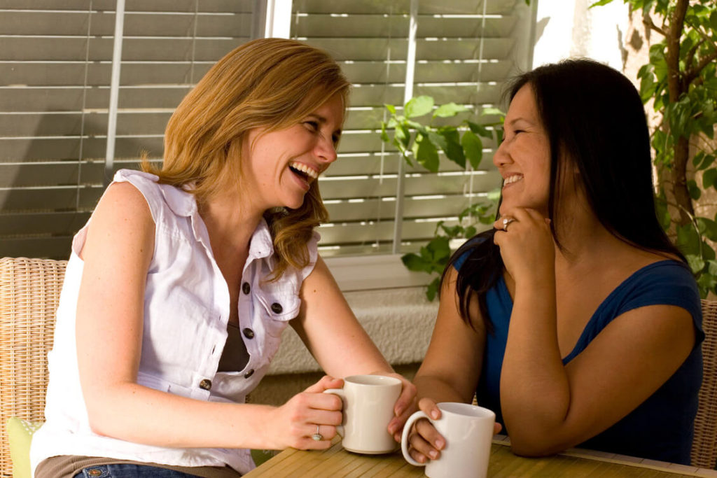 women laughing at small penis