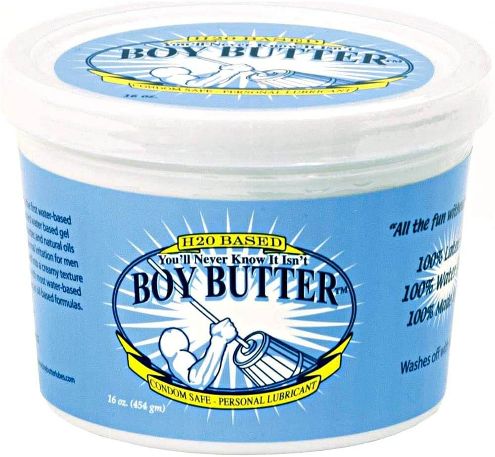 boy butter h2o lube