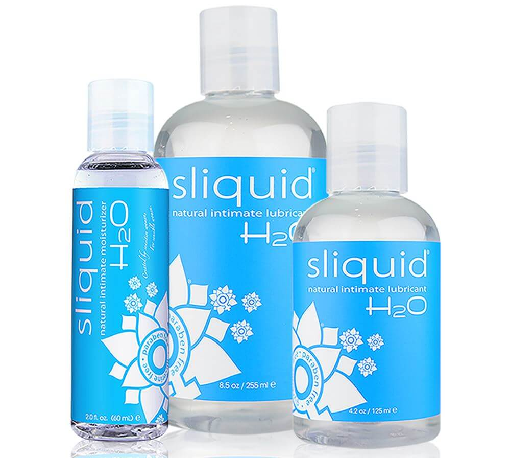 sliquid h20 - What is the safest lubricant to use?