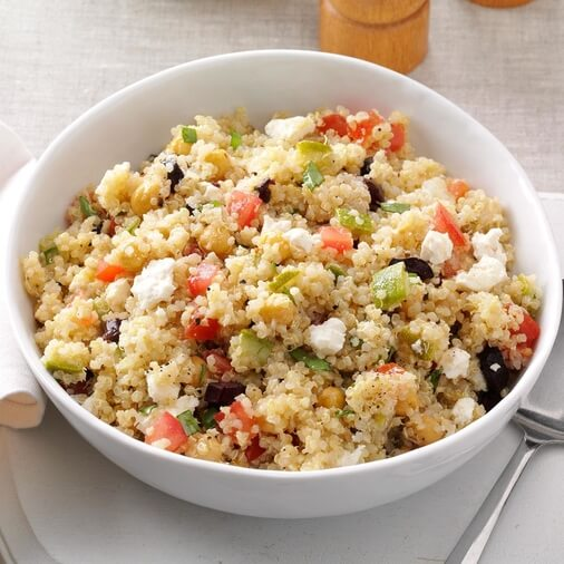 Foods for bigger buttocks 2 : Quinoa