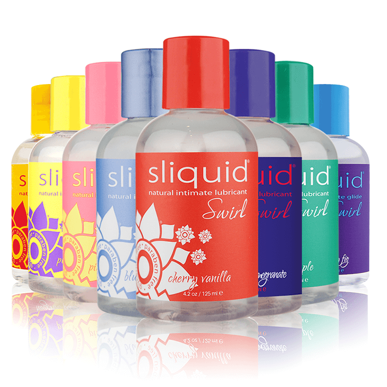 Sliquid Swirl Flavored Lube