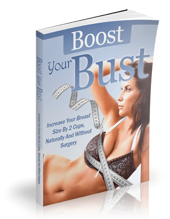 Boost Your Bust - Download eBook PDF for natural breast enlargement