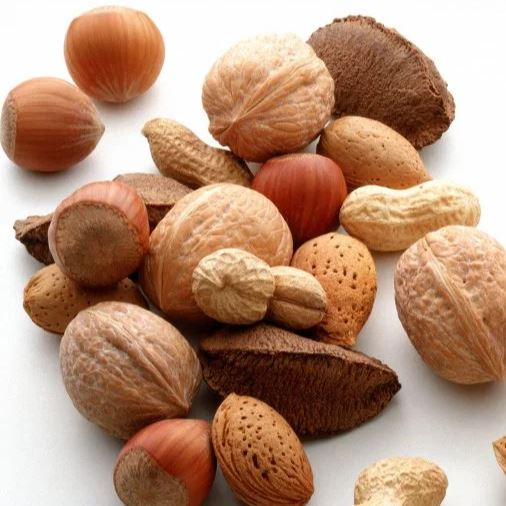 Nuts are great for increasing butt size