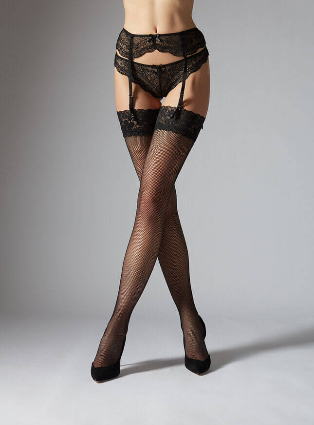 sexiest lingerie - stockings