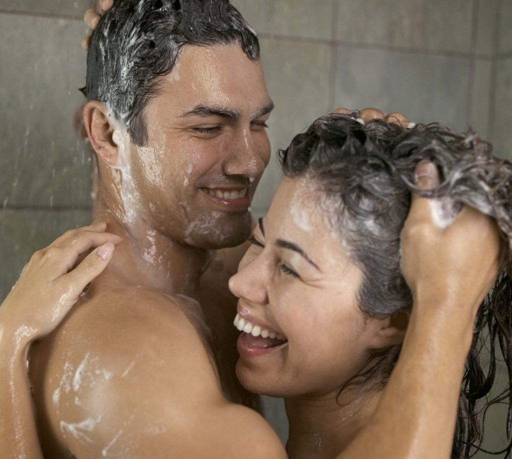 taking shower before sex to prevent Covid-19 infection
