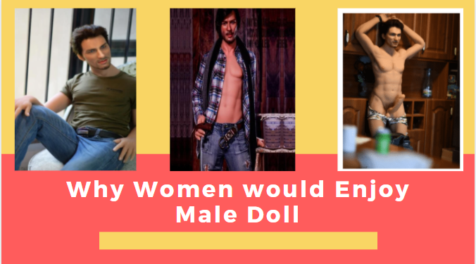 male sex dolls are trending on the market