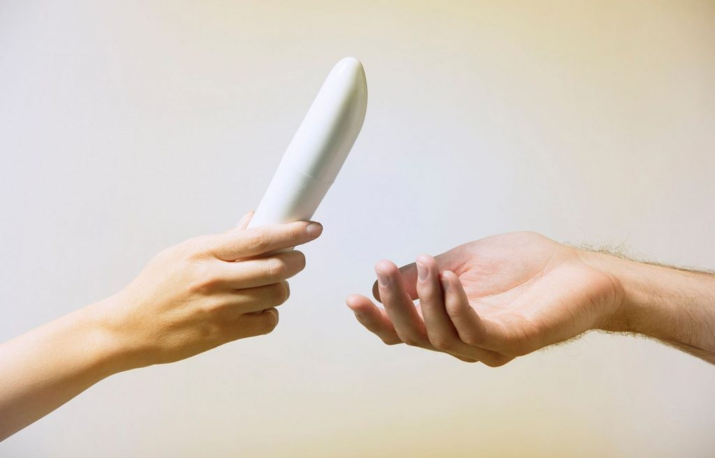 sex toy can help women in menopause