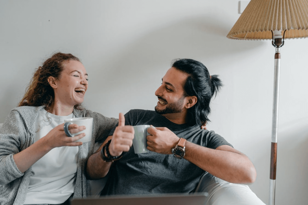 Being happy is the key to Spice up Sex in Your Relationship